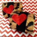 Dollar Tree DIY: Valentines Day Napkin Rings