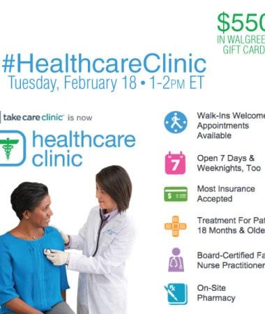 #HealthcareClinic Twitter Party #shop #cbias