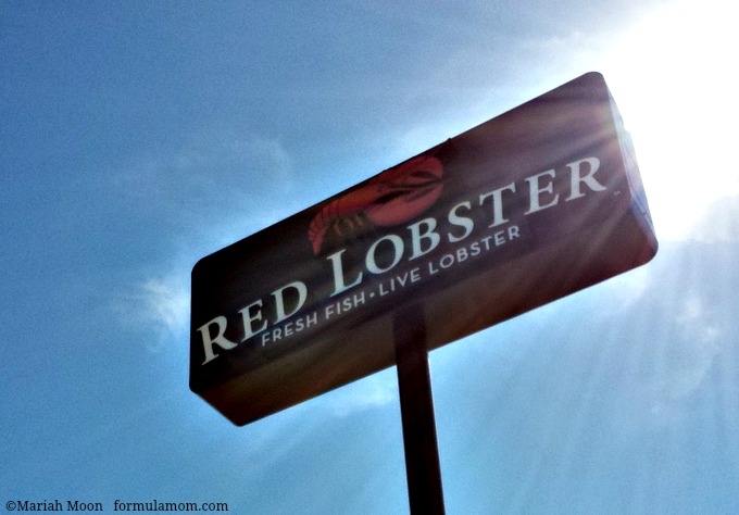 Lunch Date at Red Lobster Lobsterfest