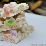 Lucky Charms Candy Bark