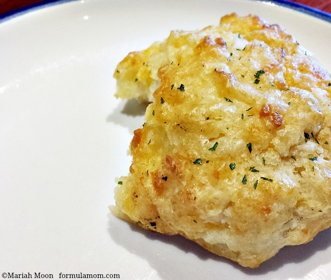 Red Lobster Lobsterfest and... Cheddar Bay Biscuits!