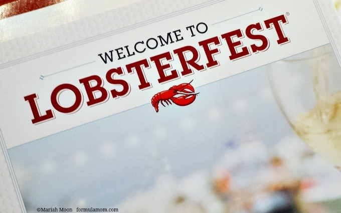 Red Lobster's Lobsterfest