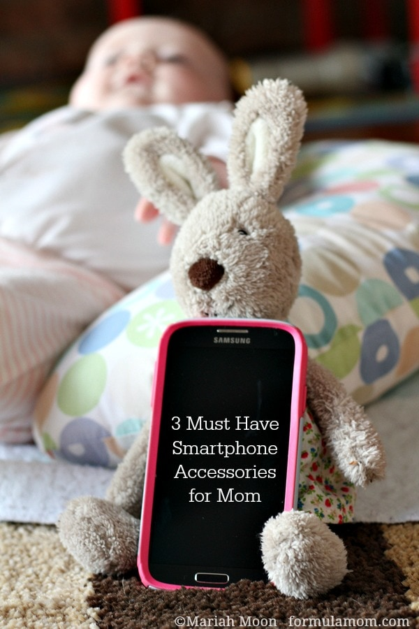 3 Must Have Smartphone Accessories for Mom #FamilyMobile #shop