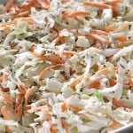 KFC Copycat Coleslaw Recipe for Your Next Pot Luck or Cook Out!