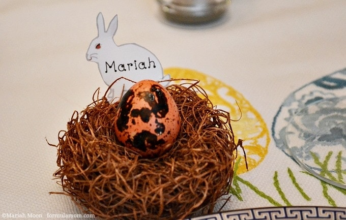 Easter Party Planning Tips: Decorations #HoneyBakedEaster