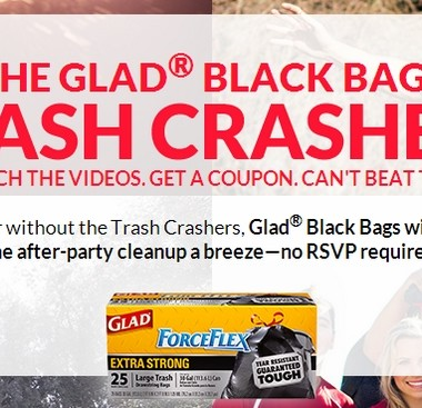 Glad Trash Crashers