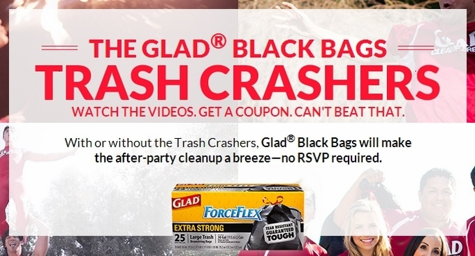 Sponsored Video: Are You a Trash Crasher?