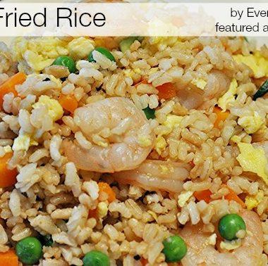 Shrimp Fried Rice Recipe at formulamom.com