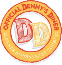 I'm a #DennysDiners Ambassador!
