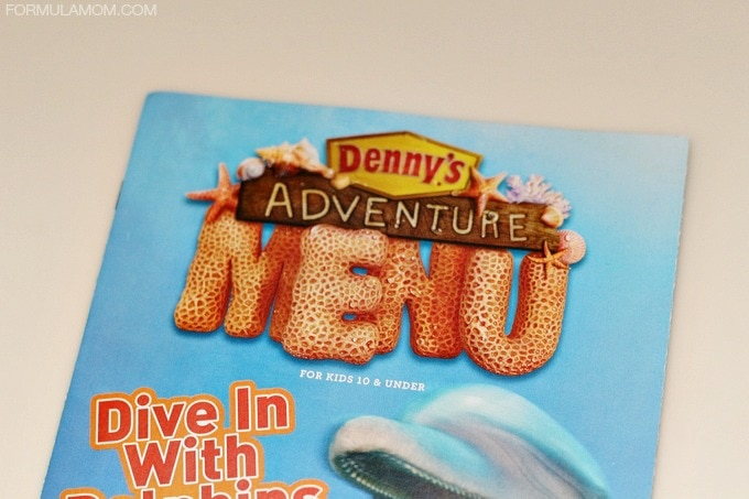 Dining Out with Kids at Denny's #DennysDiners