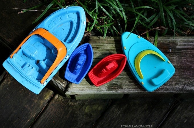 Tips for Family Water Play Day