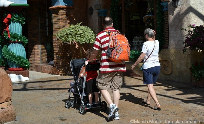 Islands of Adventure with Toddlers #UniversalOrlando #familytravel