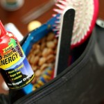 Mom Road Trip Survival Kit with Five Hour Energy