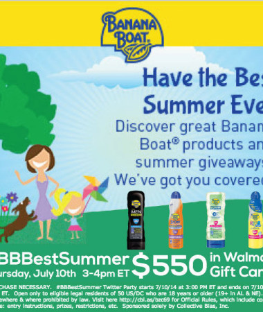 #BBBestSummer Twitter Party #shop #cbias