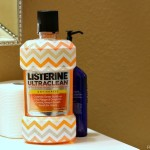 Bathroom Style Trends: How I Love Chevron