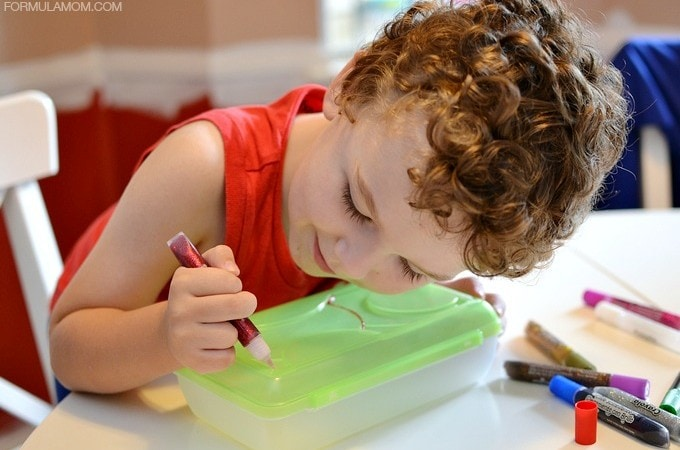 Beat Summer Boredom with Simple Crafts