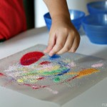 Easy Sand Art for Kids