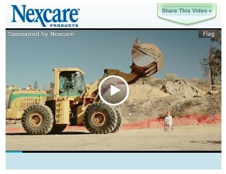 Sponsored Video: Nexcare Bandages are Tough