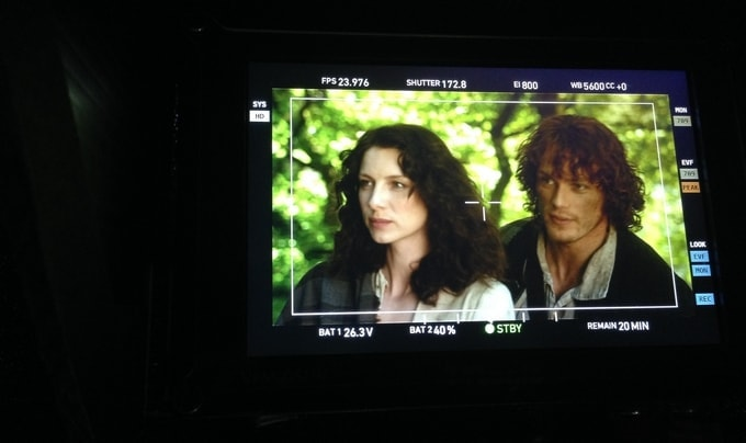 The Outlander Series is coming to Starz! #Outlander