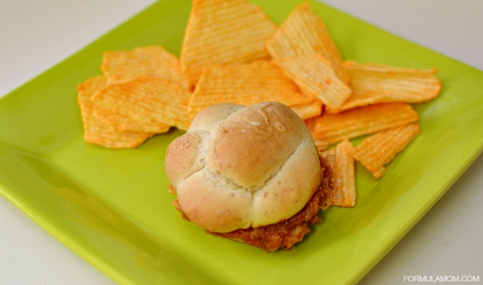 Quick Lunch Ideas on the Weekend with Jimmy Dean