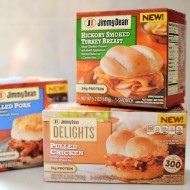 Conquering Quick Lunch Ideas with Jimmy Dean