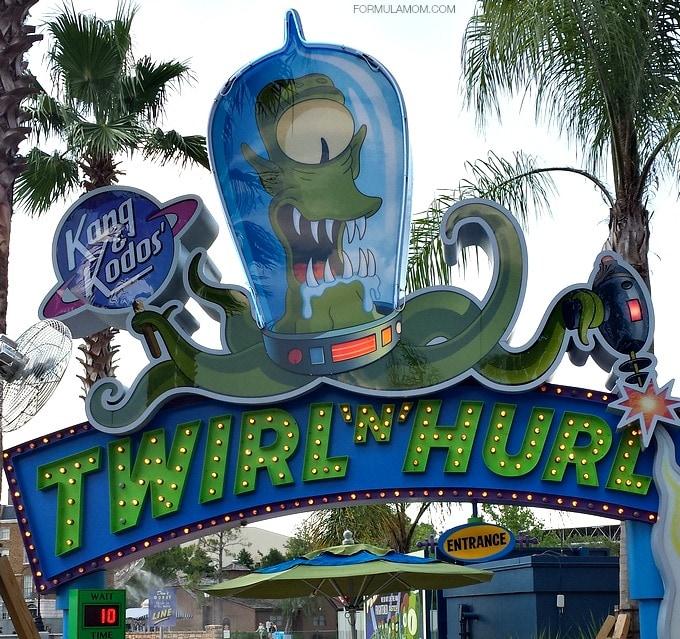 Kid Friendly Rides at Universal Studios Orlando #UniversalOrlando #familytravel