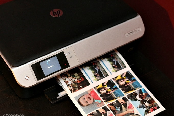 Vacation Memory Book: Memory Matching Game with HP #HPFamilytime