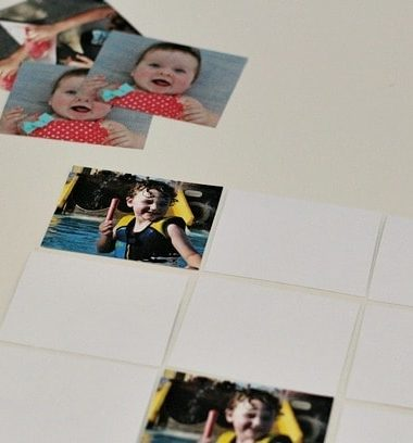 Vacation Memory Book Matching Game #HPfamilytime