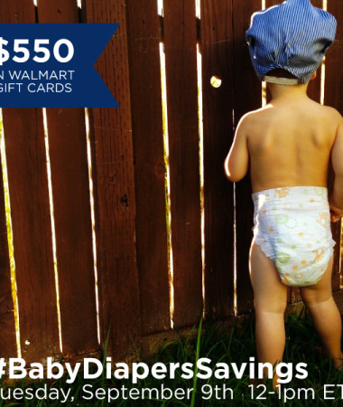 RSVP for #BabyDiaperSavings #TwitterParty #cbias #shop