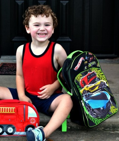 Back to School Essentials for Pre-K with Target #BTWwithTarget