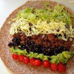 Family Friendly Clean Eating Burritos