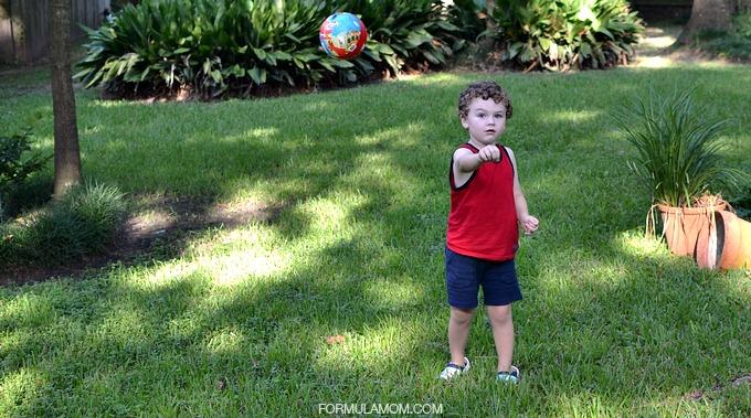 Easy Ways to Keep Kids Active: Keep It Simple #HorizonB2S