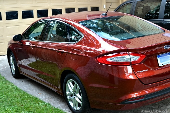 Ford Fusion SE #FordTX
