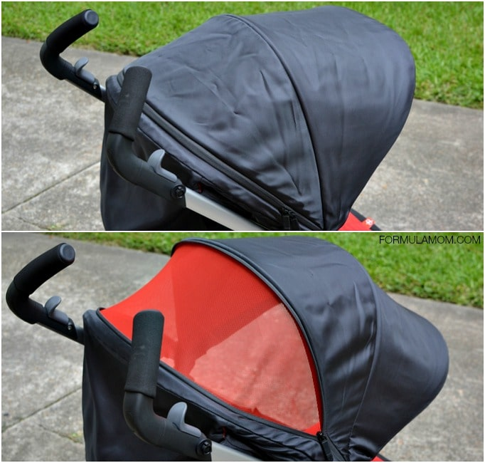 GB Zuzu Stroller Large Canopy : stroller with large canopy - memphite.com