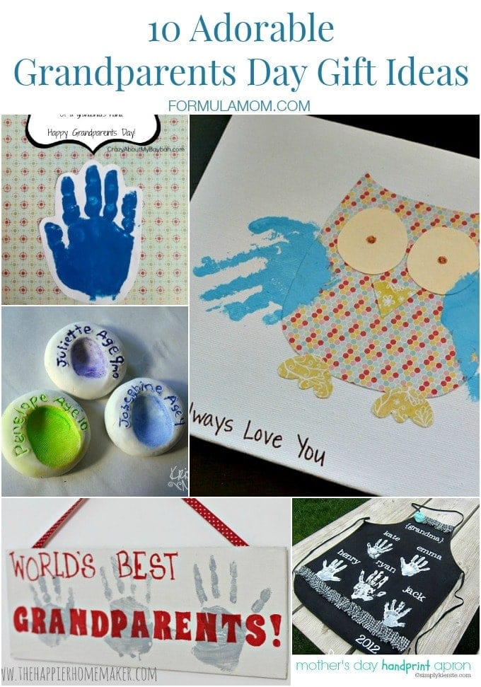 10 adorable grandparents day gift ideas the simple parent
