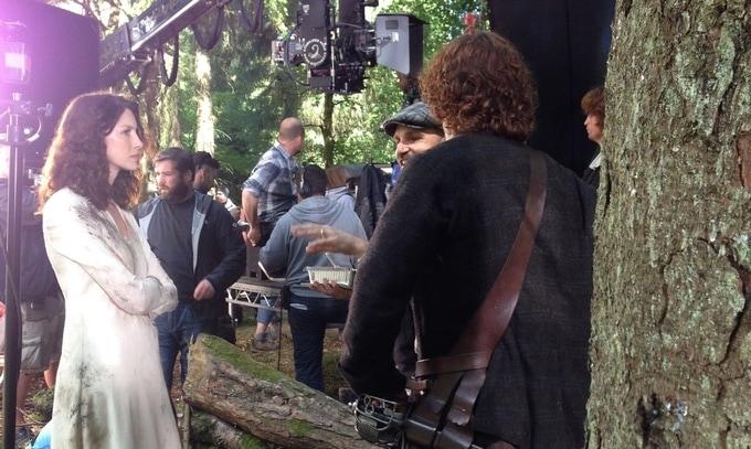 Outlander Series on Starz via Time Warner Cable #Outlander