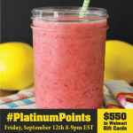 RSVP for the #PlatinumPoints Twitter Party 9/30
