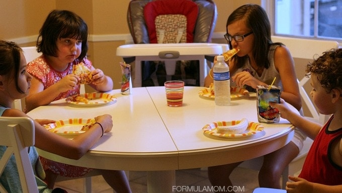Playdate Food Made Easy with Frozen Food!