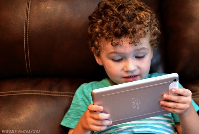Preparing for PreK #TabletTrio #shop #cbias