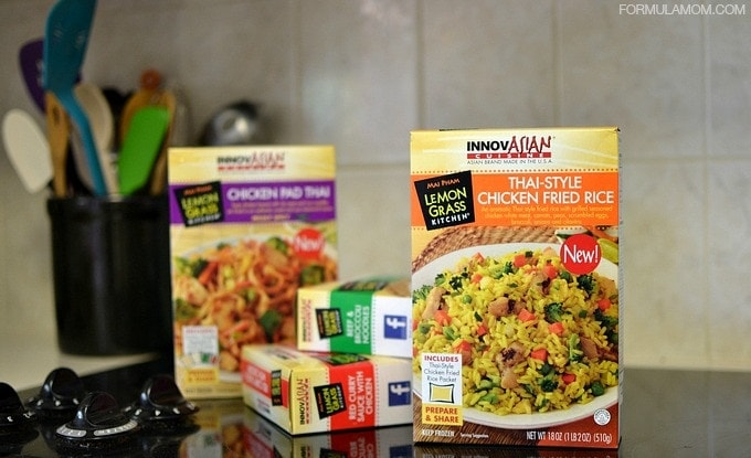 Stay Home Date Night Ideas with InnovAsian Lemon Grass Kitchen