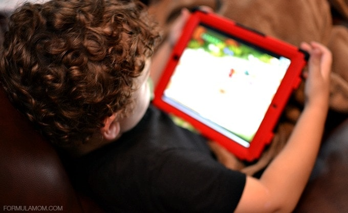 Toddlers and Technology: Peace of Mind with SIMPLR™