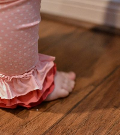 C's Closet: Matilda Jane Ruffle Leggings for Toddlers #kidsfashion
