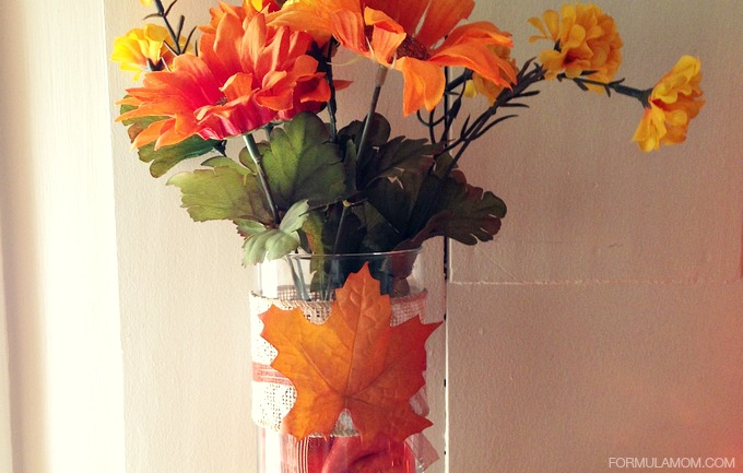 Dollar Tree Fall Decor Fall Centerpiece Sponsored Crafts