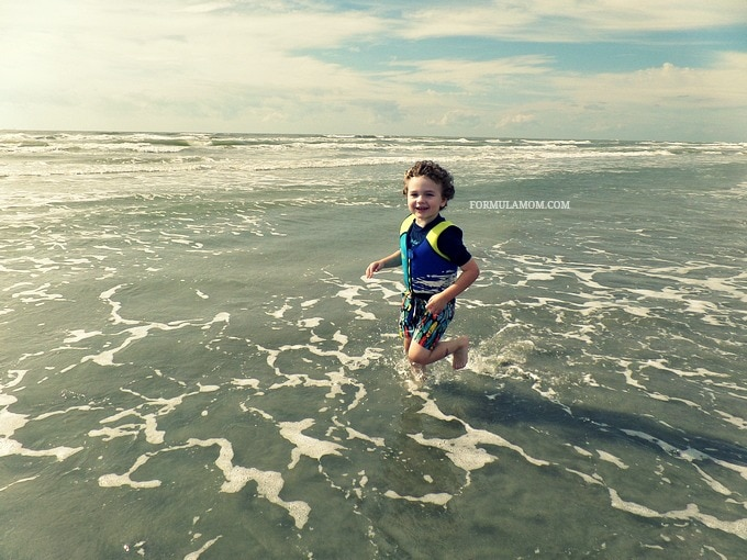 Family Beach Trip #Galveston #familytravel