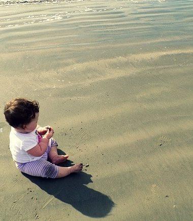 First Beach Trip to Galveston #familytravel #Galveston