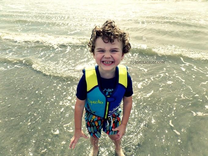 Family Beach Trip to Stewart Beach in Galveston #TX #familytravel