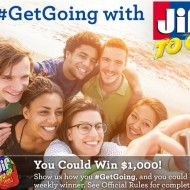 #GetGoing with Jif To Go