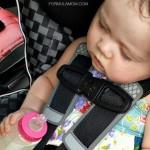 Sleeping Baby versus Sears In-Vehicle Pickup