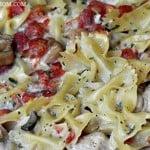 Spicy Chicken Pasta Bake Recipe
