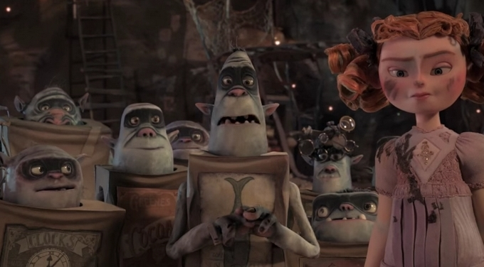 The Boxtrolls is in Theaters Tomorrow! #TheBoxtrolls
